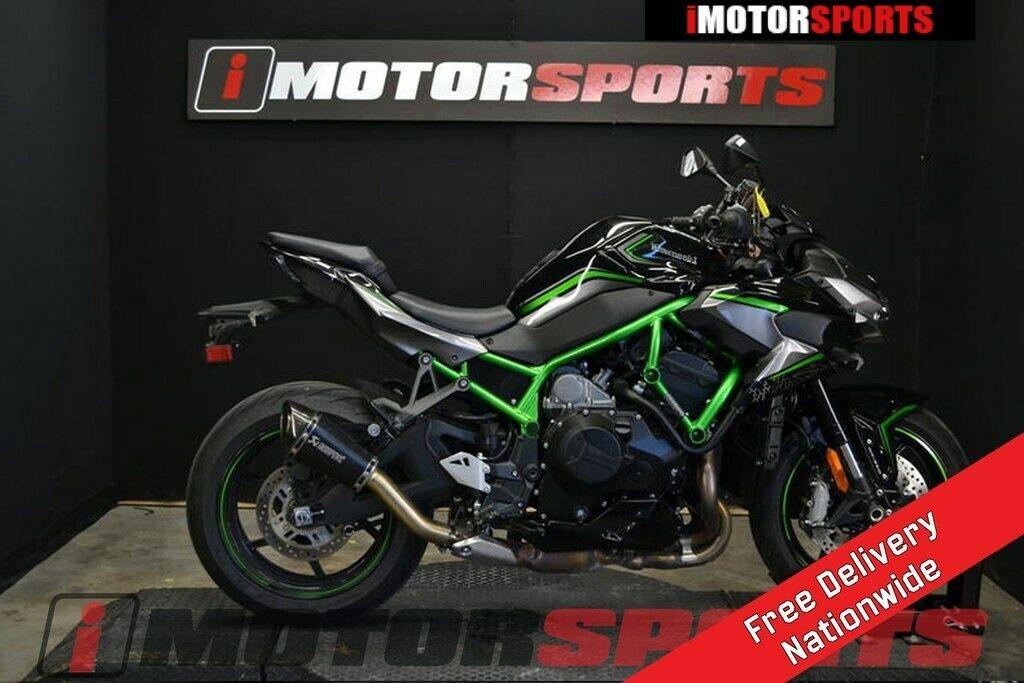 Picture of A 2020 Kawasaki Z H2