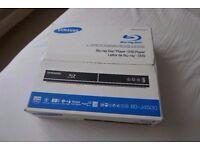 SAMSUNG BLU-RAY DISC PLAYER BD-J4500R...NEW IN BOX UNUSED...