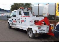 IVECO FORD DAILY RECOVERY 2800CC LWB – 2001
