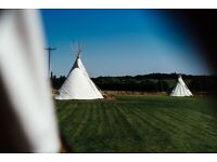 19ft Authentic Sioux Tipi