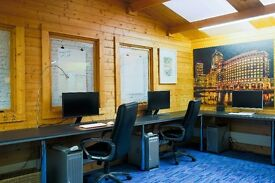 from £180.00 per desk per month