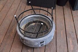 garden fire pit/ wood burner