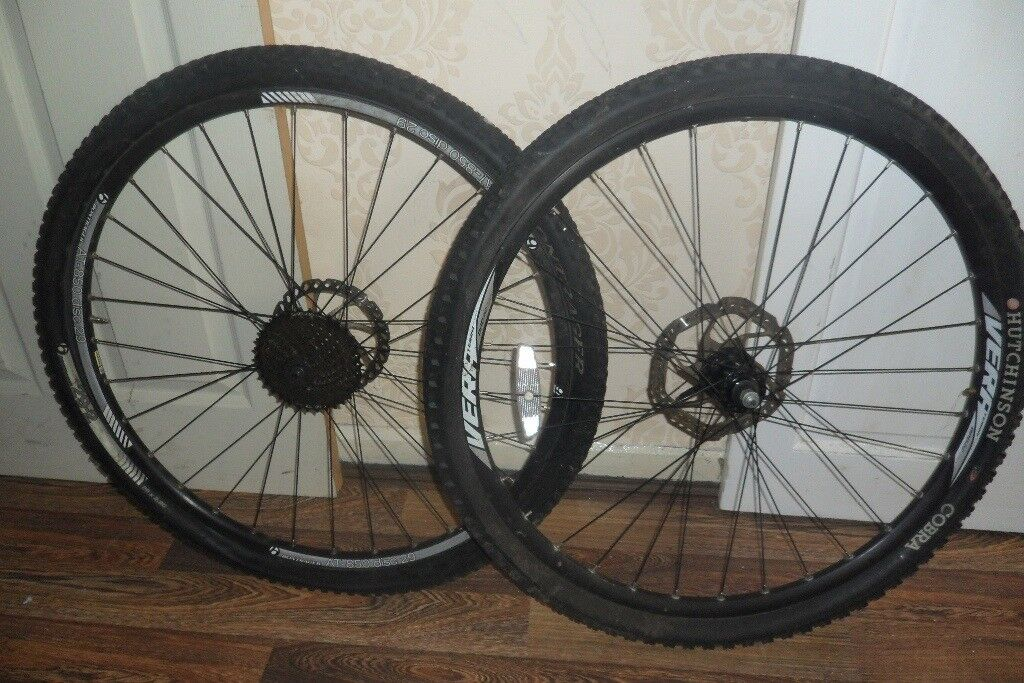 29 Inch Bike Wheels Front And Back For Sale 60 What U See In The