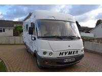 HYMER B564 2004