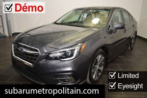 2018 Subaru Legacy 2.5i Limited EyeSight
