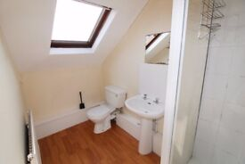 Room available in a Top floor, four bedroom apartment in Cathays