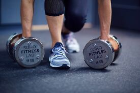 Personal Trainer Required to work in High End Personal Training Studio in Soho, W1