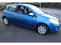 2010 RENAULT CLIO 1.2 i-MUSIC DYNAMIQUE 16v MOT Jan '22 ONLY 67k FSH 1st CAR? *NOW REDUCED TO £1795*