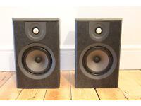 Wharfedale 410 speakers