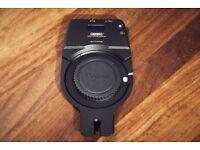 Cambo Actus ACB-CA Lens Plate CANON EOS EL Bayonet