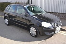 VW POLO 1.2 FULL HISTORY