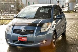 2006 Toyota Yaris RS Edition, Blacked Out Wheels
