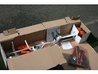 Petrol Stihl FS490C-EM Petrol Clearing Saw with Stihl harnes