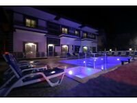 Brand New Stella City 2 Bedroom Luxury Holiday Aparts, near Calis Sunday Market, Fethiye, Turkey