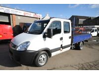 IVECO DAILY 35C 14 DOUBLE CAB TIPPER – 11-REG