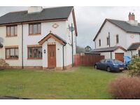 3 BEDROOM SEMI- DETACHED - GREAT LOCATION (£525 PCM)