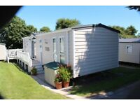 Preloved static caravan on Killigarth Manor Holiday Park, near Looe and Polperro.