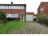 THREE BEDROOM HOUSE IN ASHFORD near Stanwell Staines Feltham Sunbury Shepperton Heathrow Bedfont