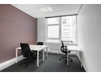 Your private office 3-4 desk to rent at Edinburgh, Princes Street