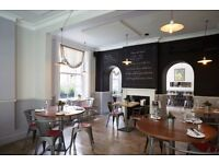 CHEF DE PARTIE REQUIRED AT ANTIDOTE WINE BAR AND RESTAURANT IN SOHO