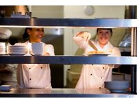 Kitchen Manager, £19,746-£21,646 plus bonuses