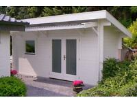 Gartenhaus Flachdach eBay Kleinanzeigen