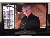 """47"""" LG 47LW450 Full HD 1080p 3D LED TV with freeview 3x HDMI USB in good condition can deliver"""