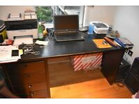 Solid, large office desk to sell