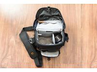 Lowpro Nova 160AW camera bag