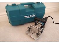 Makita PJ7000 Biscuit Jointer (Used Once)!