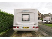 MAN LASER 590 EXCELLENT CONDITION COACHMAN LASER 590(2008} 4 BERTH,MOVER,AIR CON 2 AWNINGS SERVICED