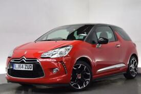 CITROEN DS3 1.6 E-HDI DSTYLE PLUS 3d 90 BHP (red) 2014