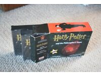 Harry Potter and the Philosopher's Stone, read by Stephen Fry on cd