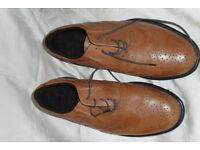 Mens Dr Keller Shoes - Brand New Size 8