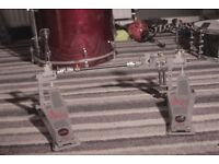 Axis Al2 longboard double pedal for sale!