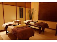 Relaxing Massage, with 2 therapists massage, for ladies and gents open.