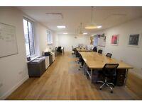 Finnieston DESK SPACE to rent , THE HIDDEN LANE
