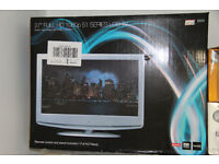 """27"""" Full HD 1080p LCD TV Monitor with Freeview"""