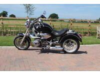 BMW R1200C Cruiser motorbike - Black - Last owner for 16 years - Retirement Sale