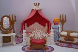 Playmobil-Princess room