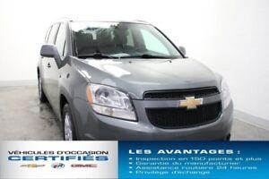 """2012 Chevrolet ORLANDO LT *7 PASSAGERS MAGS 16"""" DÉM.À.DIST*"""