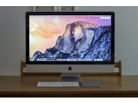 iMac 27-inch 512GB SSD + 1TB HDD, 12GB RAM, Office/Adobe CC & more! Sale or Swap for Gaming PC!