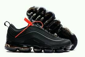 ** Brand New Nike Air Max 97 Plus Vapormax 2018 Exclusive All Black **