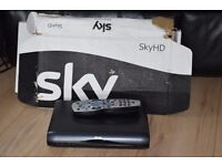 SKY HD MULTI ROOM BOX BRAND NEW/REMOTE