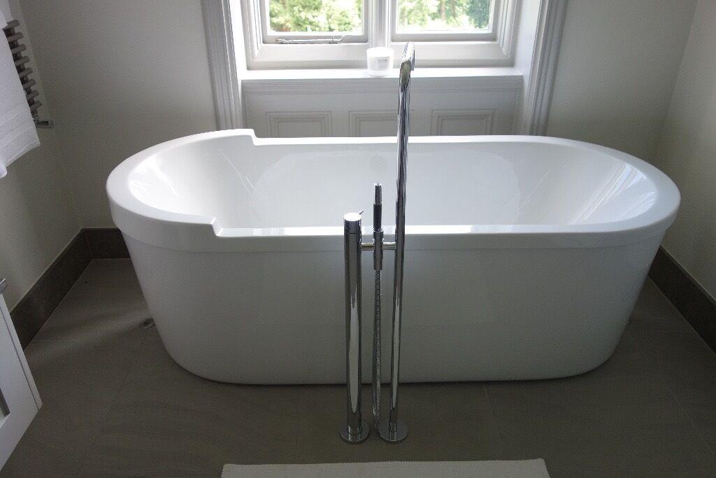 Duravit Starck Freestanding Oval Bath | in Tunbridge Wells, Kent ...