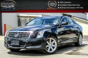 2014 Cadillac ATS AWD Backup Cam Bluetooth Leather Heated Front