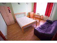 Fantastic double room in East Ham/Barking with Garden