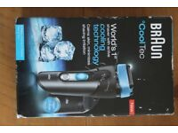 Braun CoolTec CT5cc Premium shaver Wet&Dry NEW SEALED