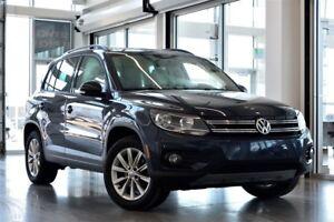 2014 Volkswagen Tiguan Comfortline 4Motion *** Réservé ***
