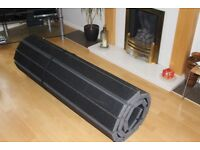 Exercise mat, large size